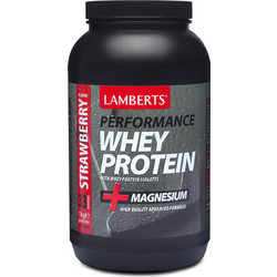 Lamberts Performance Whey Protein Strawberry 1kg