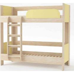 678f99de000 Κρεβάτι Κουκέτα Παιδική Domino 194,6Χ97,6Χ185,5 cm SO-DO2BEDYEL Μονό