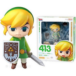 Zelda - Nendoroid Link - The Wind Waker Action Figure