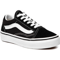 87f5407634 Πάνινα παπούτσια VANS - Old Skool VN000W9T6BT Black True White