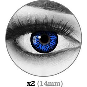 ac5239e42f OtakuCult Φακοί Επαφής Vampire (Blue)