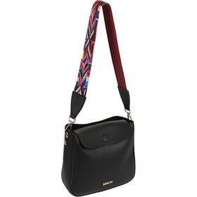 51952010ea8 Γυναικεία Τσάντα Ώμου Χρώματος Μαύρο Beverly Hills Polo Club 777 650bhp0638