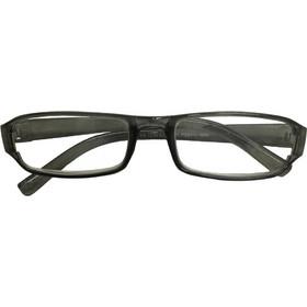 cafed16cf1 Fashion Zone Unisex Γυαλιά Πρεσβυωπίας Διαβάσματος με Λεπτό Διάφανο Γκρι  σκελετό και βαθμό +2.50