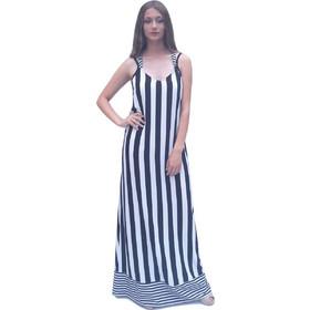 183b38b5fab8 Toi-moi Φόρεμα 50-1970-15 Ασπρό-μαυρο Toi   Moi