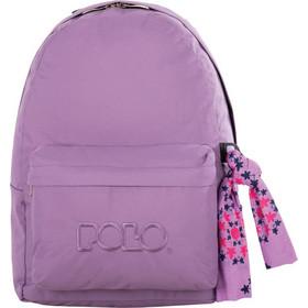 2764e261d76 Σχολικές Τσάντες Polo Μωβ | BestPrice.gr