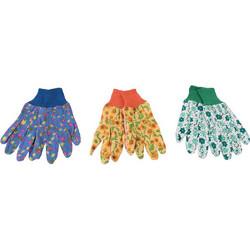 Γάντια Κηπουρικής Πολύχρωμα Φλοράλ Silverline 896865 Σετ 3 τεμαχίων c0a09d195e8