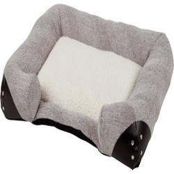 208f45bfbe4a Κρεβάτι Σκύλου Αυτοθερμαινόμενο Carlo Μήκος 60 cm Πλάτος 50 cm