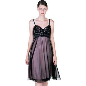 d8626b5ae625 TOI MOI Αέρινο φόρεμα από τούλι 50-3780-28 Τύπος S Toi   Moi