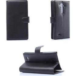 3d7fd75985 LG G Flex 2 H955 - Δερμάτινη Θήκη Stand Πορτοφόλι Μαύρο (ΟΕΜ)