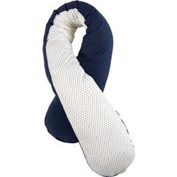 7161cc44173 Μαξιλάρι Εγκυμοσύνης Candide Confort Etoiles Blue Marine 70063