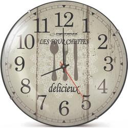 Ρολόι Τοίχου Esperanza Paris EHC018P 0f8414311d1