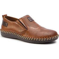 e428b5e5761 Κλειστά παπούτσια RIEKER - B2476-24 Braun