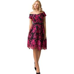 Desiree 08.27030 Φόρεμα Φουξ Desiree cd6c01bb164