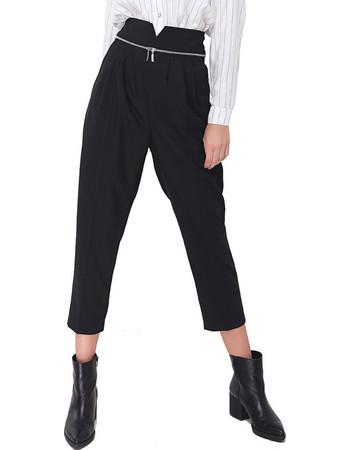 4Tailors The    Impress   Pants (FW18-096 BLACK) f39e33e7efc
