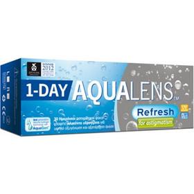 Meyers Aqualens Oxygen Plus for Astigmatism 30Pack Ημερήσιοι 774aa342358
