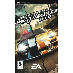 Need For Speed Most Wanted - PSP