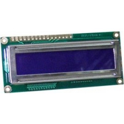 DISPLAY LCD CHARACTER 4X40 ME BACKLIGHT VAR