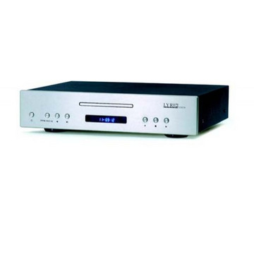 Lyric Audio CD 120 Tube