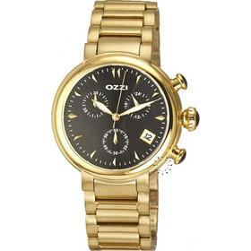 Ozzi Chronograph Gold Stainless Steel Bracelet W00370 ffa3e927e00
