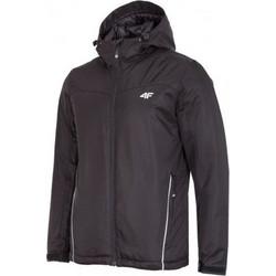 Ski jacket 4f M H4Z17-KUMN001 black 447df9b4702