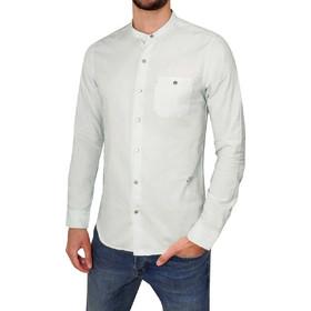 7a9d20b716dd Ανδρικό πουκάμισο HODIN - Σιέλ