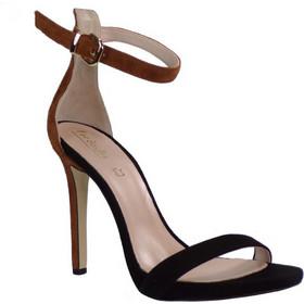 Fardoulis shoes Γυναικεία Πέδιλα 9118 Μαύρο-Ταμπά 35630 c5926276e9e