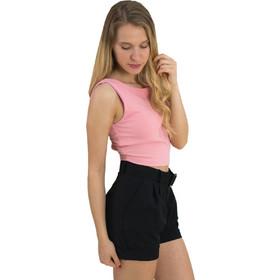 412d56d64204 Γυναικείο αμάνικο τοπάκι Coocu ροζ ανοιχτή πλάτη 31312G
