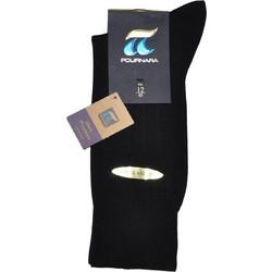 ΠΟΥΡΝΑΡΑ Πουρνάρα Ανδρικές Κάλτσες Βαμβακερές Χωρίς Λάστιχο Μαύρο cdc0ad71d2a