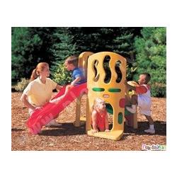 57287109729e Παιχνίδια Εξωτερικού Χώρου και Μίμησης Little Tikes Πλαστική τσουλήθρα  Αναρριχητής κρύψου και γλίστρα Little Tikes