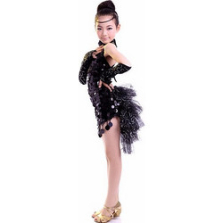 3bc724dc6c8 Παιδική Latin Στολή χορού L10 7710