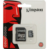 Kingston 64GB microSDXC Class 10 + Adapter