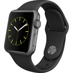 Apple Watch Sport 38mm Space Grey / Black