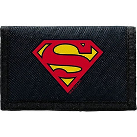 58f5e09047 DC Comics Superman Tri-Fold Wallet