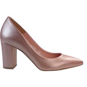 24560b61f18 Alessandra Paggioti Γυναικεία Παπούτσια Γόβες 83002 Nude Πέρλα 62827