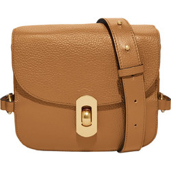 b20c2f5df2 Coccinelle γυναικεία τσάντα crossbody Zaniah Mini - E1DG0-550101 - Μπεζ
