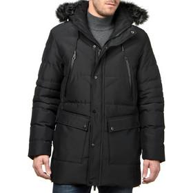 381bfa980226 Ανδρικά Μπουφάν Brokers Parka Mens Jackets   Coats Μαύρο 18516-039