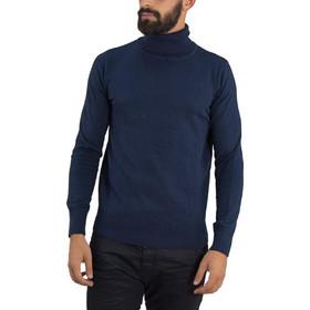 48aa37c238dc Ανδρικό μπλε πουλόβερ ζιβάγκο Green Wood 061000982F