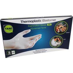 Γάντια Μιας Χρήσης TPE XLarge - Εξεταστικά Γάντια Βινυλίου 100τεμ ca32e38a8d2