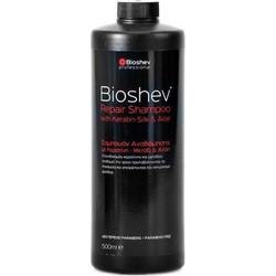 Bioshev Keratin Silk   Aloe Repair Shampoo 500ml  4f9a6b9a9a7