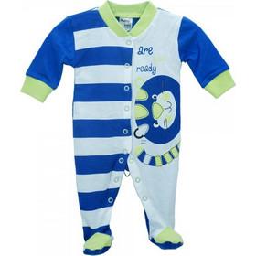 Βρεφική Πυτζάμα Pretty Baby 32866 Λευκό Ρουά Αγόρι 989055fc5b3