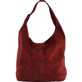 Δερμάτινη τσάντα ώμου hobo καστόρινη.Advanced style.New arrival. ΜΠΟΡΝΤΩ 035dde3128d
