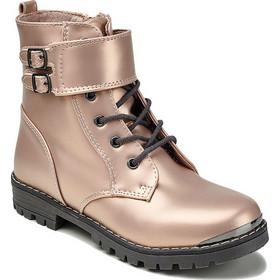 e60ff3969d3 Biker boots μεταλικ Mayoral 1846837 - ροζ μεταλ