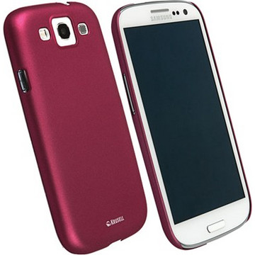 Krusell ColorCover Pink (Galaxy S III)