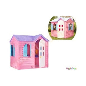 ecdea8e1ca07 Παιχνίδια Εξωτερικού Χώρου και Μίμησης Little Tikes Πλαστικό παιδικό σπιτάκι  Εξοχικό Princess Little Tikes
