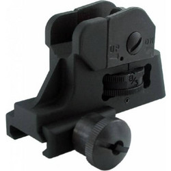 King Arms Detachable Rear Sight For M4/M16