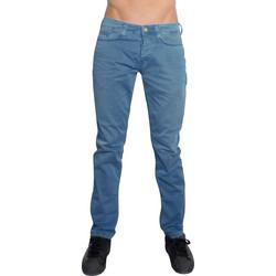 Ανδρικό Υφασμάτινο Παντελόνι ROLF - ΓΑΛAΖΙΟ 92bd7c0b7f0