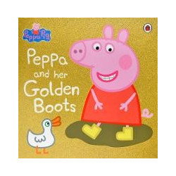 b2863d8cfcc Peppa Pig: Peppa and Her Golden Boots