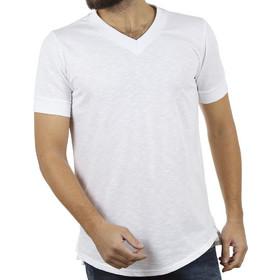 5e8d3fe14c8 Ανδρικό T-Shirt με V Λαιμόκοψη FREE WAVE BB GUN 81101 Λευκό
