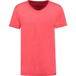 77e4876ebad T-shirt ανδρικό με λαιμόκοψη V Garcia Jeans (GS910103-CHILI-RED-