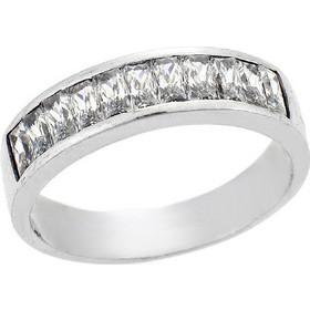 Δαχτυλίδι Σειρέ από Χρυσό 14Κ σε Λευκό Χρώμα με Ζιργκόν 0da69dea53f